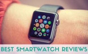 AppleWatch on wrist: Smartwatch Reviews: Apple iWatch vs Pebble vs Moto 360